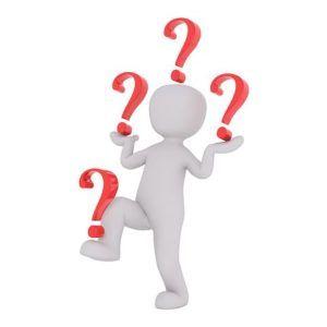 Dudas-sobre-perfil-de-muñeco-blanco-haciendo-equilibrios-con-interrogantes