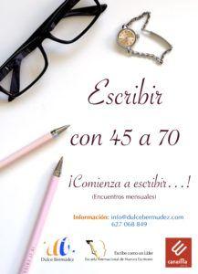 poster-con-gafas-lapices-reloj-escritura