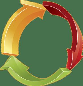 Flechas-cpolores-circulares