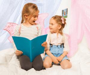 hermanas-leyendo-cuentos