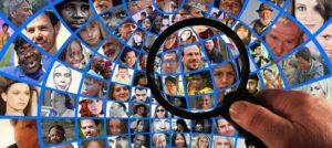 collage-caras-con-lupa-seleccionando-un-sector